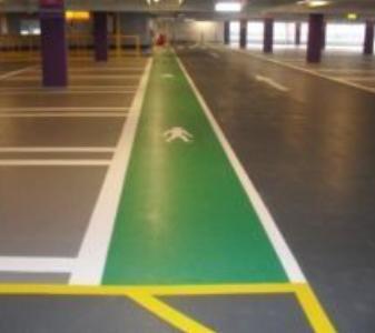CAR PARK Epoxy flooring