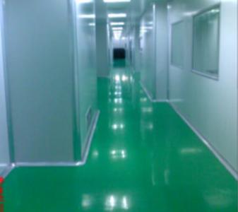Pharmaceutical Industry Epoxy Flooring