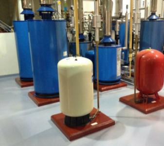 Chemical Plant Epoxy